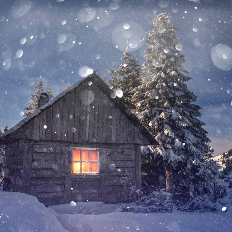 Christmas in the Cabin - Chichester Escapes